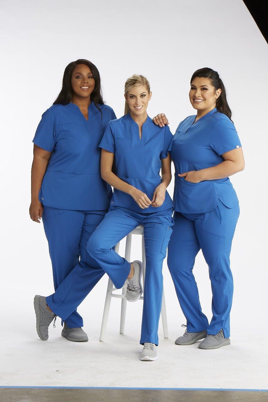 Медицински сестри в медицински облекла Grey's Anatomy