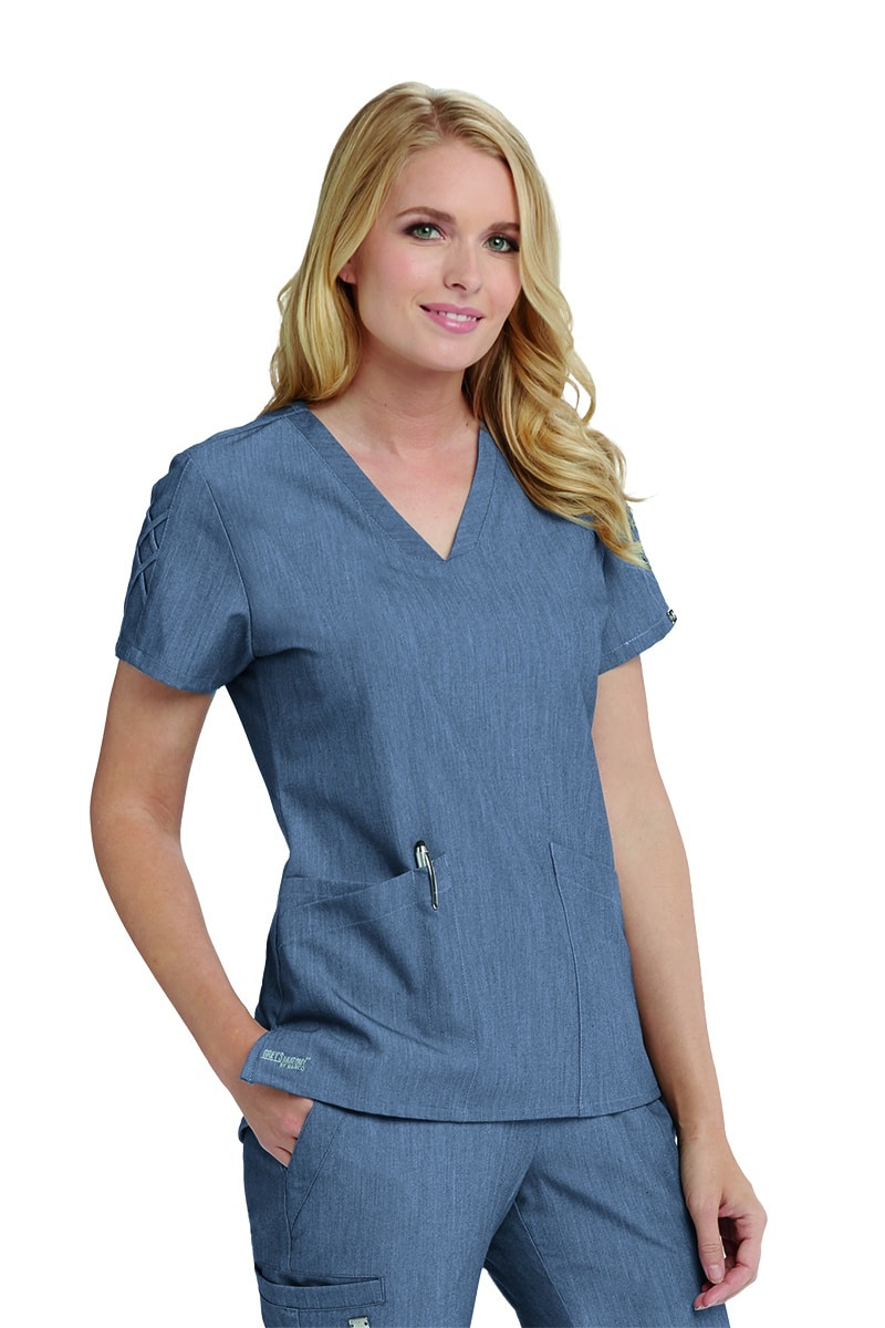 Дамска медицинска туника Grey's Anatomy