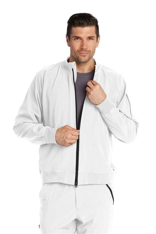 Красив лекар с бяло медицинско яке