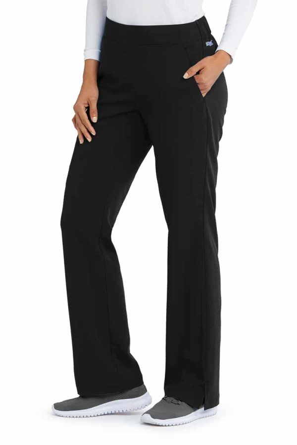 Черен медицински панталон